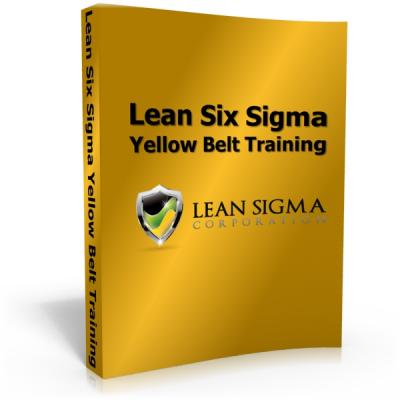 Six Sigma Yellow Belt Training Material