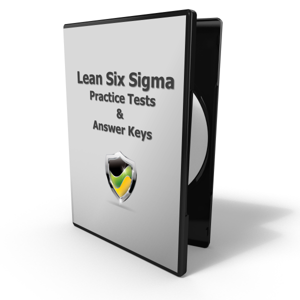 Lean Six Sigma Practice Tests