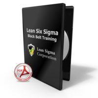 Lean Six Sigma Black Belt Training Material