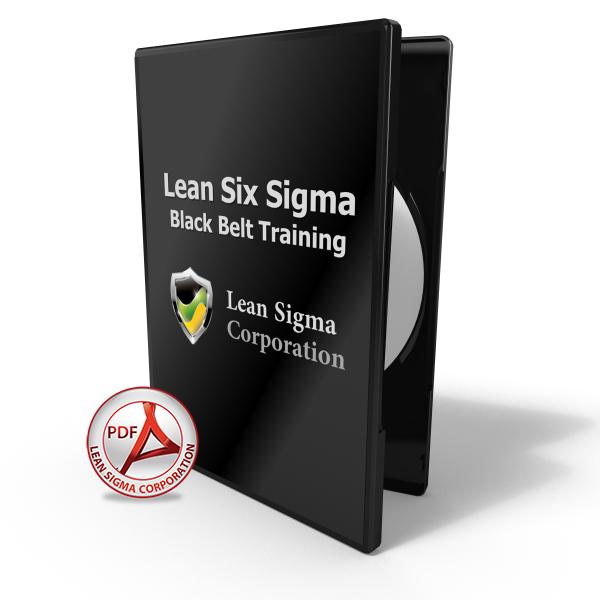Lean Six Sigma Black Belt Training Material