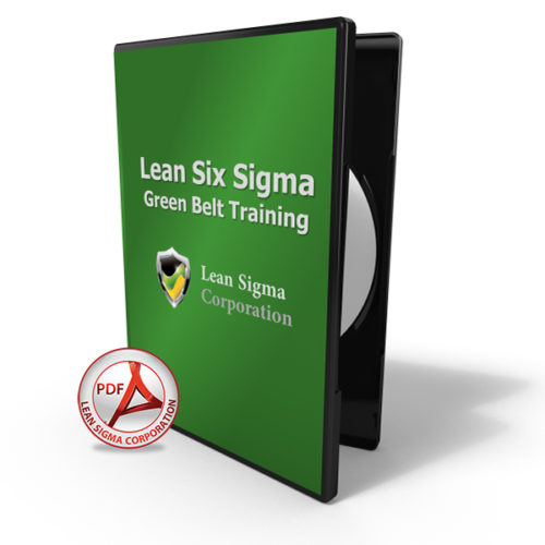 Six Sigma Green Belt Training Material