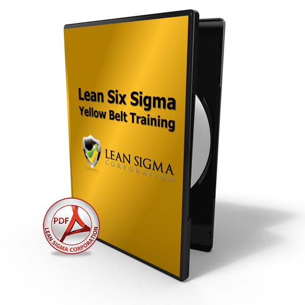 Our Lean Six Sigma Training Is Free