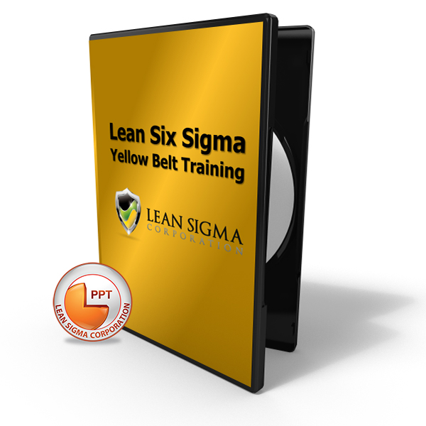 Six Sigma Yellow Belt Powerpoint