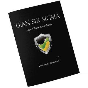 six sigma quick reference guide