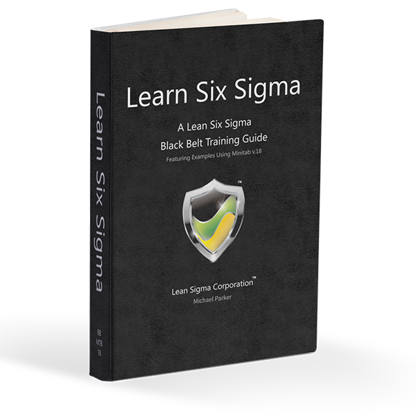 Lean Six Sigma Black Belt Book